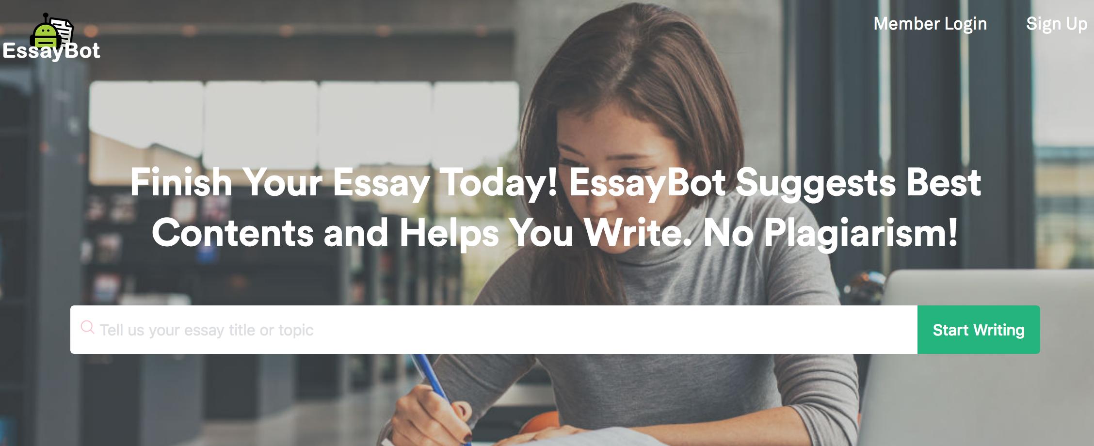 essaybot review