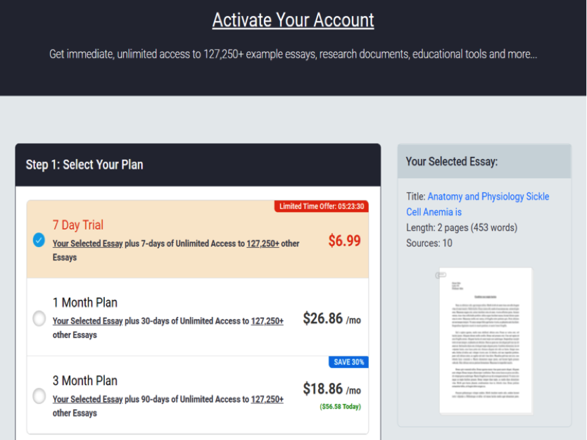 paperdue.com prices